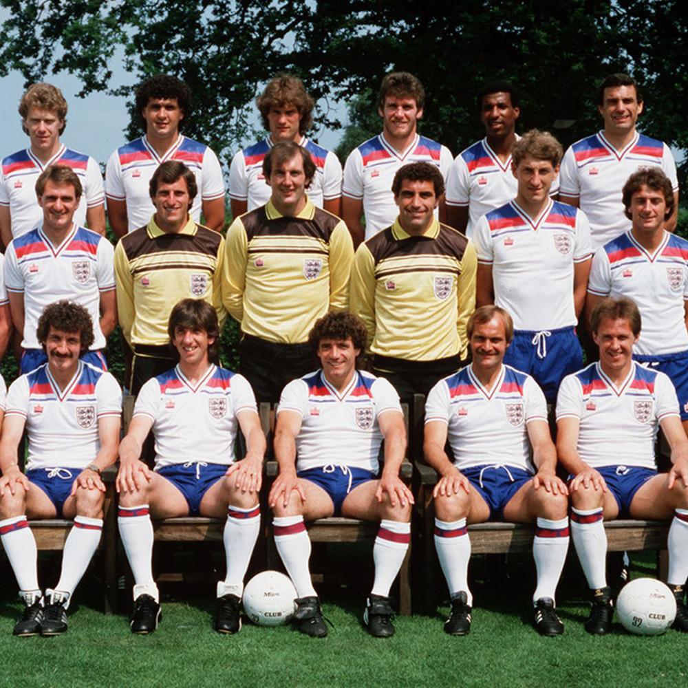 Englische Fußballnationalmannschaft 1982